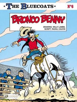 Bronco Benny - Cauvin, Raoul