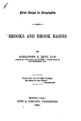 Brooks and Brook Basins - Frye, Alex E