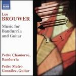 Brouwer: Music for Bandurria and Guitar
