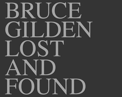 Bruce Gilden: Lost and Found - Gilden, Bruce (Photographer), and Darmaillacq, Sophie (Text by)