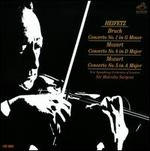 Bruch: Violin Concerto No. 1 in G Minor; Mozart: Violin Concerto No. 4; Violin Concerto No. 5