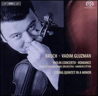 Bruch: Violin Concerto; Romance - Maxim Rysanov (viola); Reinis Birznieks (cello); Sandis Steinbergs (violin); Sigvards Klava (viola); Vadim Gluzman (violin);...