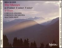 Bruckner: Masses; Te Deum - Alastair Miles (bass); Catherine Wyn-Rogers (contralto); Colin Sheen (trombone); Corydon Singers;...