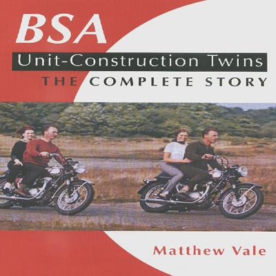 BSA Unit Twins - Vale, Matthew