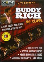 Buddy Rich: Up Close [2 Discs] [DVD/CD]