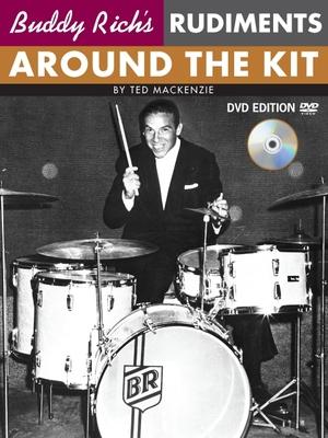 Buddy Rich's Rudiments Around the Kit - MacKenzie, Ted