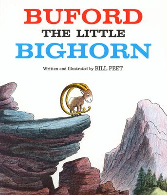 Buford the Little Bighorn - Peet, Bill