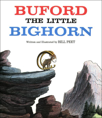 Buford the Little Bighorn - Peet, Bill