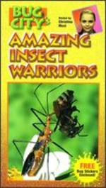 Bug City's Amazing Insect Warriors