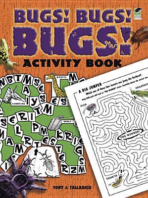 Bugs! Bugs! Bugs! Activity Book - Tallarico, Tony