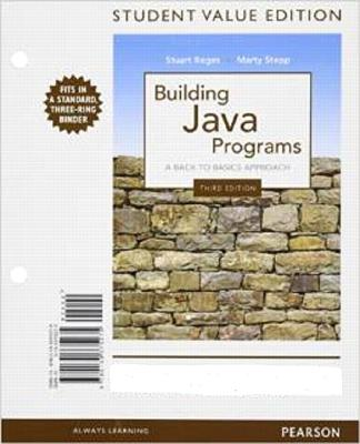 Building Java Programs: A Back To Basics Approach - Isbn:9780136091813 - image 7