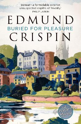 Buried for Pleasure - Crispin, Edmund