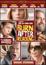 Burn After Reading [With Movie Money] - Ethan Coen; Joel Coen