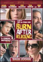 Burn After Reading [WS] - Ethan Coen; Joel Coen