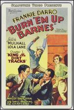 Burn 'Em Up Barnes [Serial]