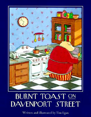Burnt Toast on Davenport Street - Egan, Tim