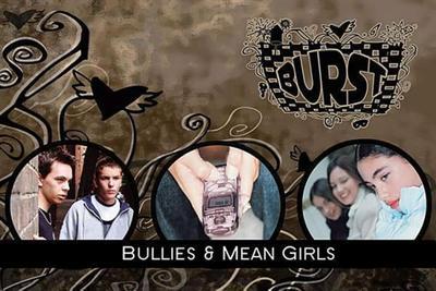 Burst: Bullies and Mean Girls Student Booklets (Pkg of 5): Short-Term Teen Studies - Oliver, Kara L