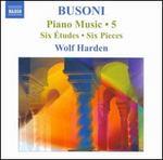 Busoni: Piano Music, Vol. 5