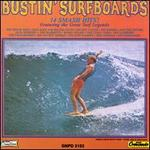 Bustin' Surfboards
