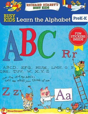 Busy Kids Learn the Alphabet! - Farber, Erica