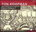 Buxtehude: Harpsichord Works, Vol. 1