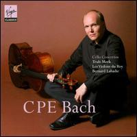 C.P.E. Bach: Cello Concertos - Carl Philipp Emanuel Bach (candenza); Les Violons du Roy; Truls Mørk (candenza); Truls Mørk (cello); Bernard Labadie (conductor)