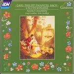 C.P.E. Bach: Flute Sonatas - Elizabeth Walker (flute); Lucy Carolan (harpsichord); Nancy Hadden (flute); Erin Headley (conductor)