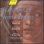 C.P.E. Bach: Magnificat; J.N. Bach: Missa Brevis