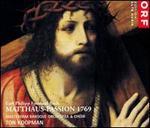 C.P.E. Bach: Matth�us-Passion 1769
