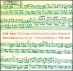 C.P.E. Bach: The Complete Keyboard Concertos, Vol. 12
