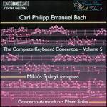 C.P.E. Bach: The Complete Keyboard Concertos, Vol. 5