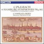 C.Ph.E. Bach; 6 Hamburg Symphonies, Wq. 182