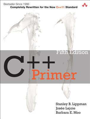 C++ Primer - Lippman, Stanley, and Lajoie, Josée, and Moo, Barbara