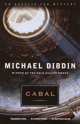 Cabal: An Aurelio Zen Mystery - Dibdin, Michael
