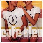 Cafe Bleu [Modern World/Caroline]