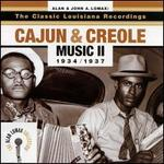 Cajun and Creole Music, Vol. 2: 1934/1937