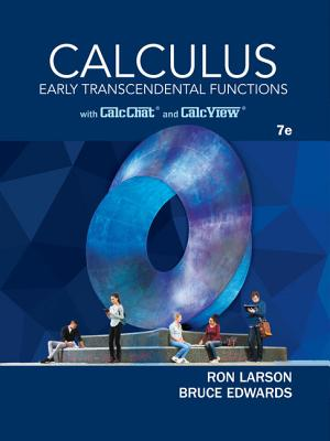Calculus: Early Transcendental Functions - Larson, Ron, Professor, and Edwards, Bruce H