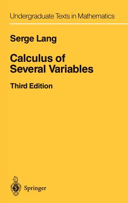 Calculus of Several Variables - Lang, Serge