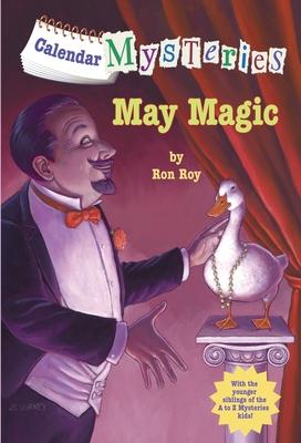 Calendar Mysteries #5: May Magic - Roy, Ron