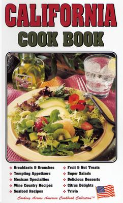 California Cook Book - Golden West Publishers (Creator)