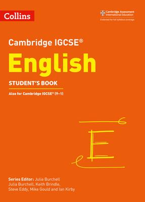 Cambridge Igcse(r) English Student Book - Gould, Mike