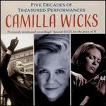 Camilla Wicks: Five Decades of Treasured Performances