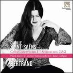 Camille Saint-Saëns: Cello Concerto No. 1; Sonatas Nos. 2 & 3