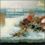 Camilleri:Choral Works