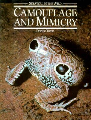 Camouflage And Mimicry Book By Denis Owen 2 Available Editions