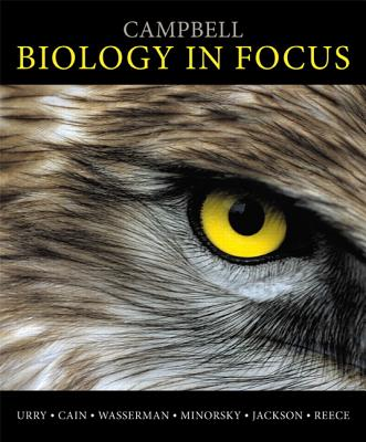 Campbell Biology in Focus Plus MasteringBiology with eText -- Access Card Package - Urry, Lisa A., and Cain, Michael L., and Wasserman, Steven A.