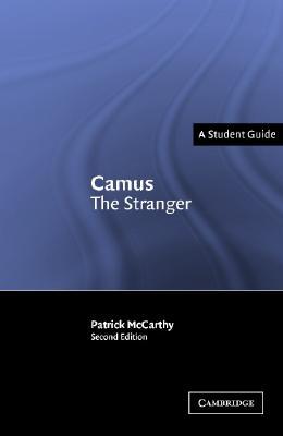 Camus: The Stranger - McCarthy, Patrick A.