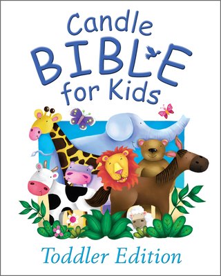 Candle Bible for Kids Toddler edition - David, Juliet
