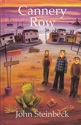 Cannery Row - Steinbeck, John, and Jones, Gavin