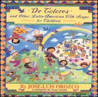 Canta de Colores - José-Luis Orozco
